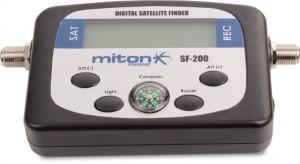 MIERNIK SAT CYFROWY MITON SF-200
