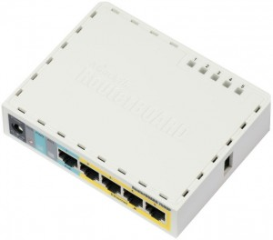 MIKROTIK ROUTERBOARD RB750UP R2 hEX PoE lite