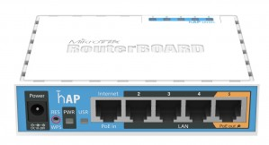 MIKROTIK ROUTERBOARD RB951Ui 2nD hAP