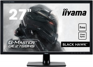 "Monitor LED IIYAMA GE2788HS-B2 27"" G-MASTER"