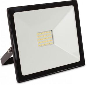 Naświetlacz LED 30W 2400 lm kwadratowy NEUTRALNA BIAŁA BARWA ŚWIATŁA