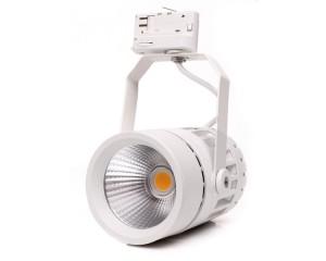 Oprawa szynowa SCENA LED 20W 3000K (oprawa biała)