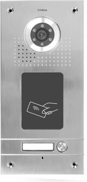Panel bramowy zewnętrzny Vidos S561A