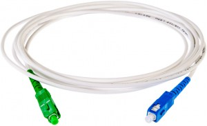 PATCHCORD ŚWIATŁOWODOWY SM 3M EASY FLEX SC/UPC - SC/APC G657.B3