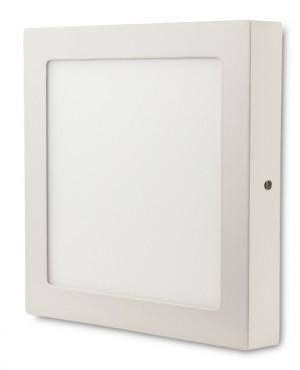 PLAFON LED KWADRATOWY 24W 1700LM 3000K (ciepłobiała)