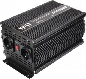 PRZETWORNICA IPS-5000 12V / 230V 2500/5000 W