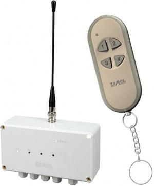 Radiowy wyłącz. sieciowy 4-kan. 230V EXTA FREE RWS-311C/Z