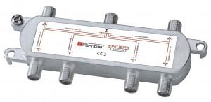 Rozgałęźnik 1-6 DVB-T SAT 6x1