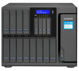 SIECIOWY SERWER PLIKÓW NAS QNAP TS-1685-D1521-8G