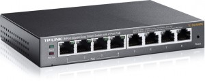 SWITCH TP-LINK TL-SG108PE