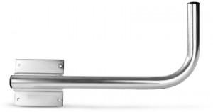 UCHWYT ANTENOWY L400 (40 cm) BOCZNY LEWY