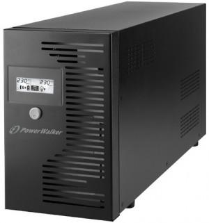 UPS ZASILACZ AWARYJNY POWER WALKER VI 3000 LCD/FR