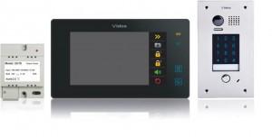 Wideodomofon VIDOS DUO M1021B / S1401D