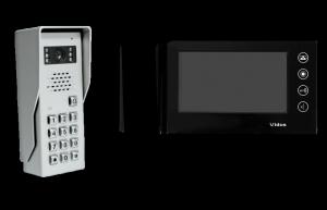 Wideodomofon VIDOS M270B/S50D