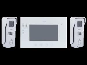 WIDEODOMOFON VIDOS M670W/ 2 x S6S