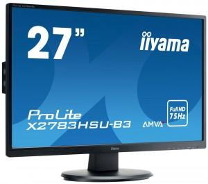 Monitor LED IIYAMA X2783HSU-B3 HDMI DisplayPort
