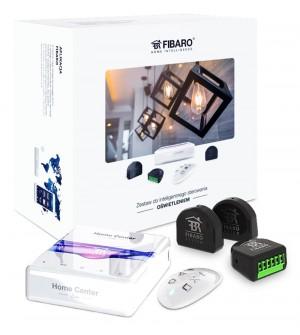 Zestaw do inteligentnego sterowania oświetleniem - FIBARO