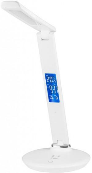 LAMPA LED BIURKOWA TRACER LUXIA LCD Wireless Charger