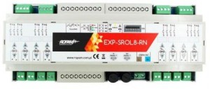 Sterownik Rolet ROPAM EXP-SROL8-RN