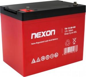 Akumulator Nexon VRLA GEL 12V 80Ah