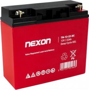 Akumulator Nexon VRLA GEL 12V 22Ah