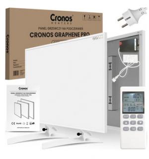 Panel grzewczy CRONOS GRAPHENE PRO CGP-900TP