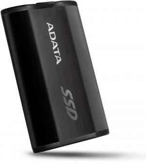 DYSK ZEWNĘTRZNY ADATA SSD SE800 512GB USB-C 3.2 Czarny