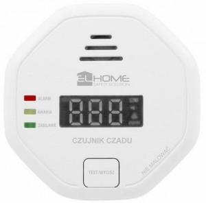 Czujnik czadu El Home CD-92B8 wolnostojący, wyswietlacz LCD, 3 lata gwarancji