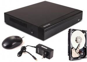 ZESTAW REJESTRATOR GS-M1004NH-V3 + Dysk 500 GB