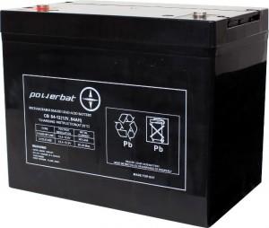 Akumulator AGM Powerbat 84Ah