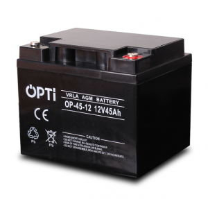 Akumulator AGM OPTI 45Ah