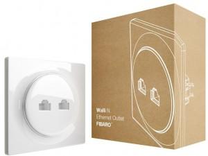 FIBARO WALLI N Ethernet Outlet