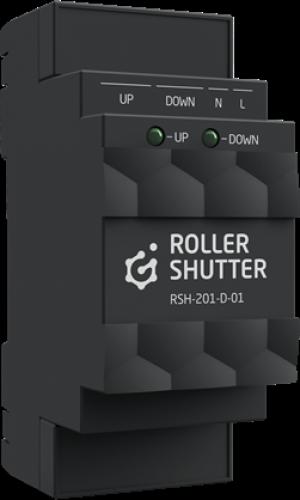 GRENTON - ROLLER SHUTTER, DIN, TF-Bus (2.0)