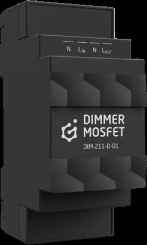 GRENTON - DIMMER MOSFET, DIN, TF-Bus (2.0)