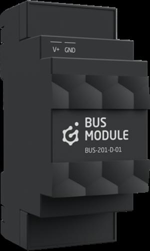 GRENTON - BUS MODULE, DIN, TF-BUS (2.0)