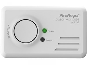 Czujnik czadu, tlenku węgla, FIREANGEL CO-9B