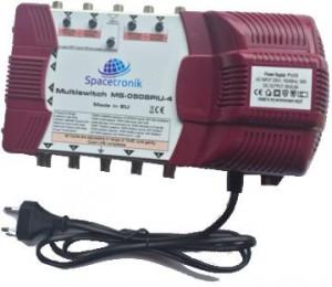Multiswitch 5/8 Spacetronik MS-0508PIU-4