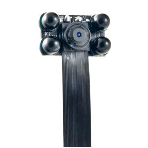 Mini kamera WIFI FULLHD 1080P S06nb v3 4xIR black