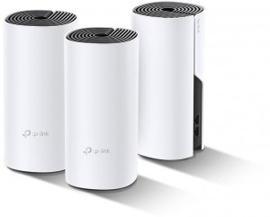 DOMOWY SYSTEM WI-FI MESH TP-LINK DECO M4 (3-pack)