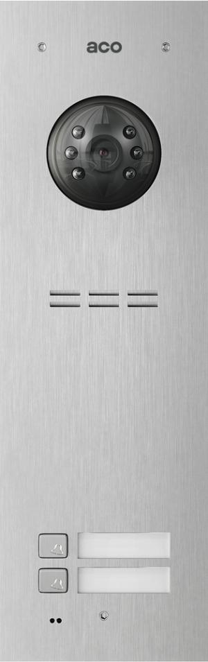 ACO COMO-PRO-V2  panel podtynk 2-lokatorski