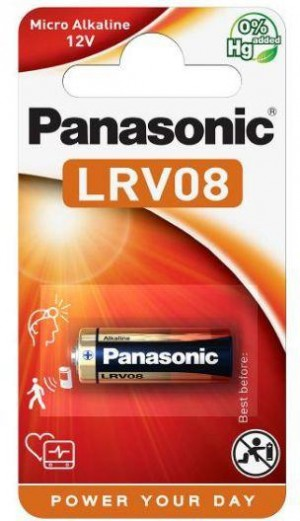 Bateria PANASONIC LRV08 (blister 1szt.)