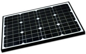 Panel fotowoltaiczny 50W Maxx 12V