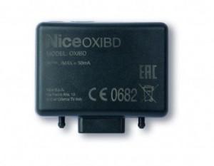 Odbiornik 4- kanałowy typ SM Nice Opera - OXIBD
