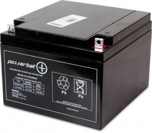 Akumulator AGM 25Ah