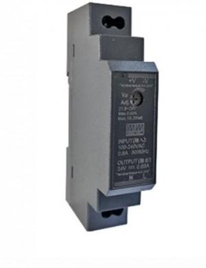 GRENTON - Zasilacz DC 24V 0,6 A DIN (2.0)