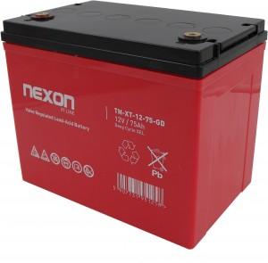 Akumulator Nexon GEL 12V 75Ah