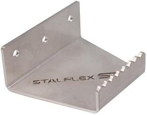 Stopka drzwiowa INOX (uchwyt do otwierania drzwi stopą)