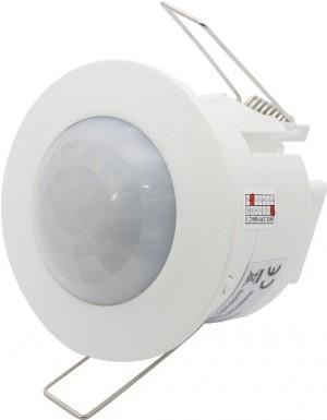 Czujnik ruchu podczerwieni ORNO OR-CR-207 podtynkowy 360° IP20