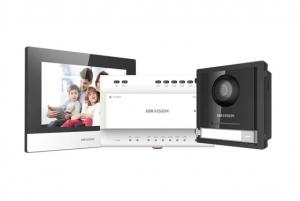 Zestaw wideodomofonu Hikvision DS-KIS702