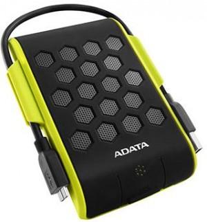 DYSK ZEWNĘTRZNY ADATA DashDrive Durable HD720 2TB Zielony